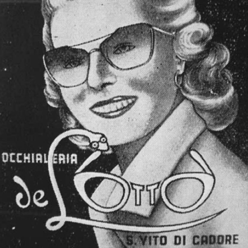 La fabbrica di occhiali di San Vito di Cadore